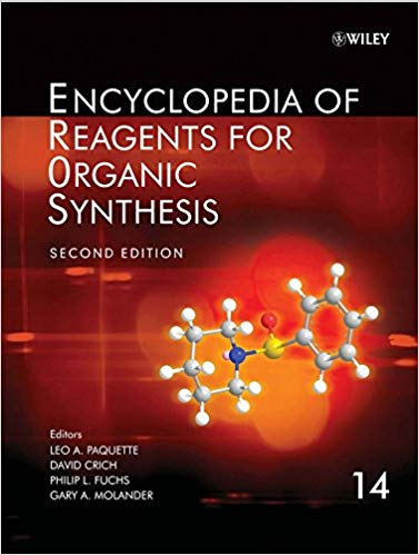 Encyclopedia of Reagents for Organic Synthesis, 14 Volume Set