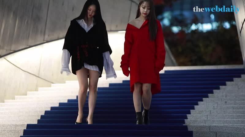 181019 HERA Seoul Fashion Week - By.D'By (바이디바이)