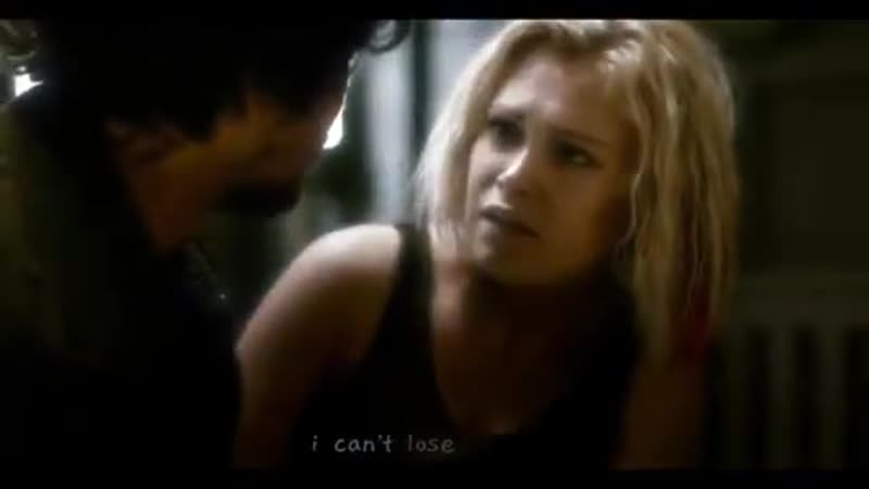 Bellarke | she won't leave him again