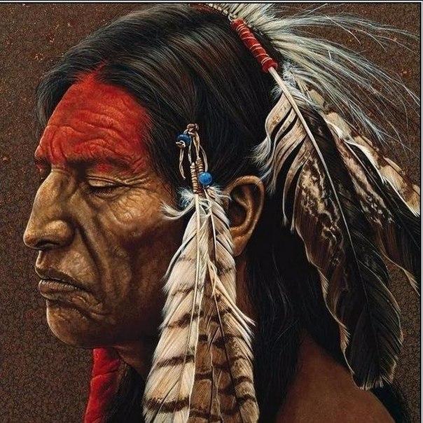 Письмо вождя индейского племени Ория