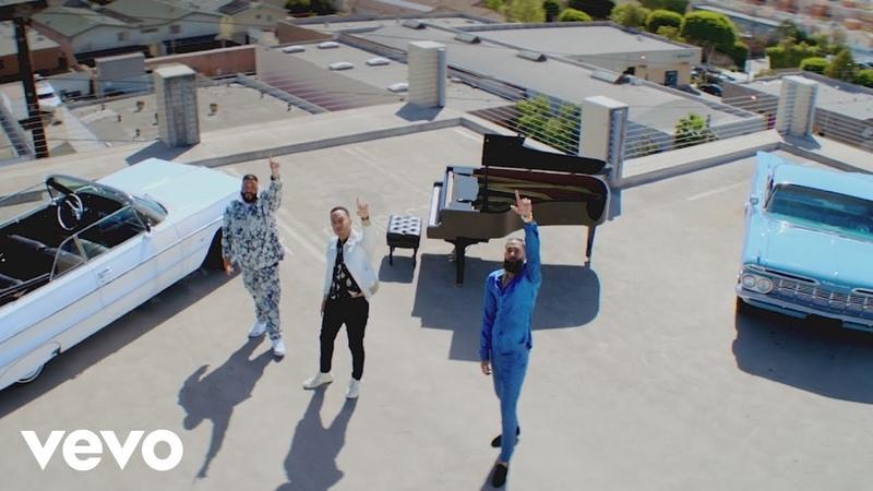 DJ Khaled - Higher (feat. Nipsey Hussle, John Legend)