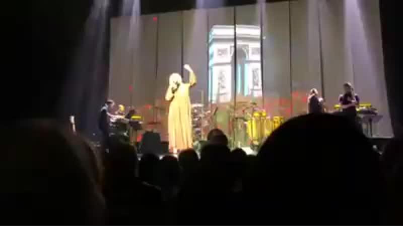 Lara Fabian - Je taime-Montreal 12-13.10.18
