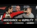 HUMILITY vs ARROGANCE Highlightsᴴᴰ ● UFC MMA