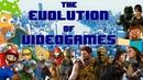 The Evolution Of Videogames 1947 2019