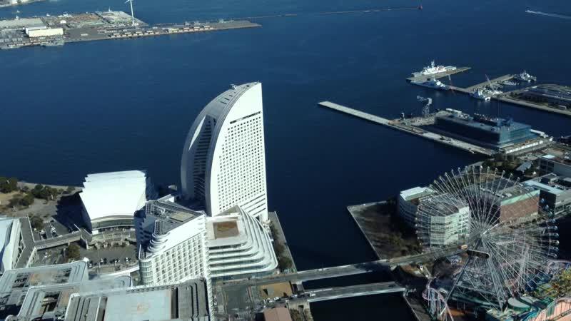 Landmark Tower подъем Йокогама