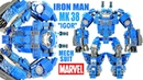Iron Man Mark 38 Igor Heavy Lifting Mech Suit Unofficial LEGO KnockOff Set w/ Tony Stark