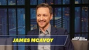 James McAvoy Is Really Nervous About Hosting SNL