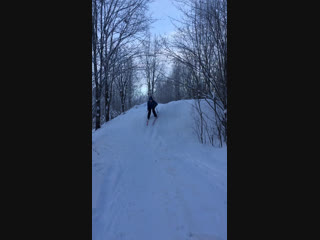 На лыжне ❄️❄️❄️