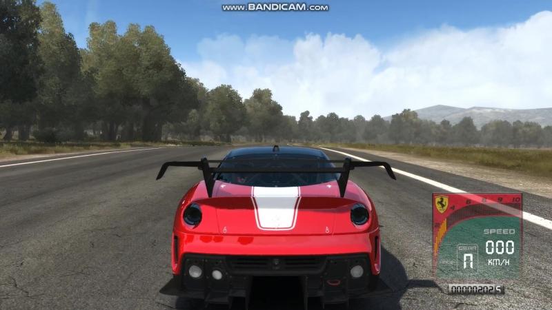 TDU2 ModPack 1.8b - Ferrari 599XX Evoluzione Sound Mod