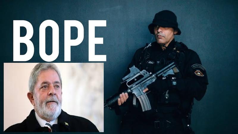 Policial do BOPE defende o Lula é DETONA a direita golpista, e diz direita odeia o povo ACORDEM