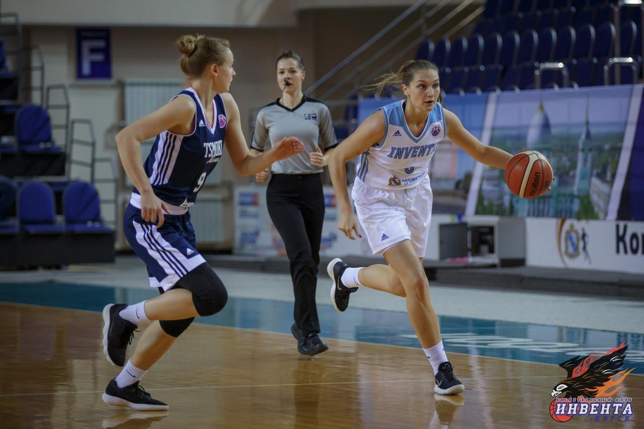 Курская «Инвента» одержала вторую победу в Кубке Европы