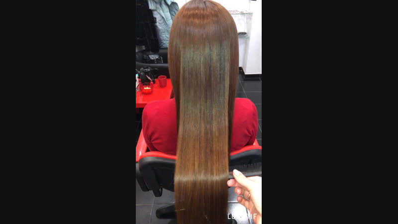 Нанопластика 🔥 Состав смыт ‼️ Волос высушен без использования расчёски 💁🏻♀️