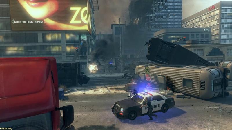 CoD: Black Ops II ➤ Cordis Die(Кордис Ди) №11