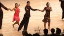 Ion -- Toma, ROU | 2014 Euro LAT R1 C | DanceSport Total