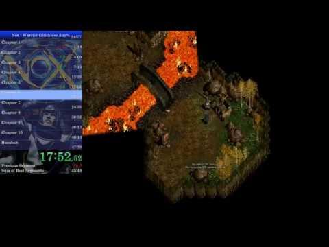 Nox (Warrior, Glitchless) RTA in 46:52