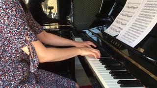 Abreu Samba Tico-Tico piano sheet / Абреу - Самба ноты для фортепиано