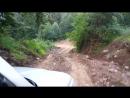 Спускаемся с дальних Акармарских водопадов