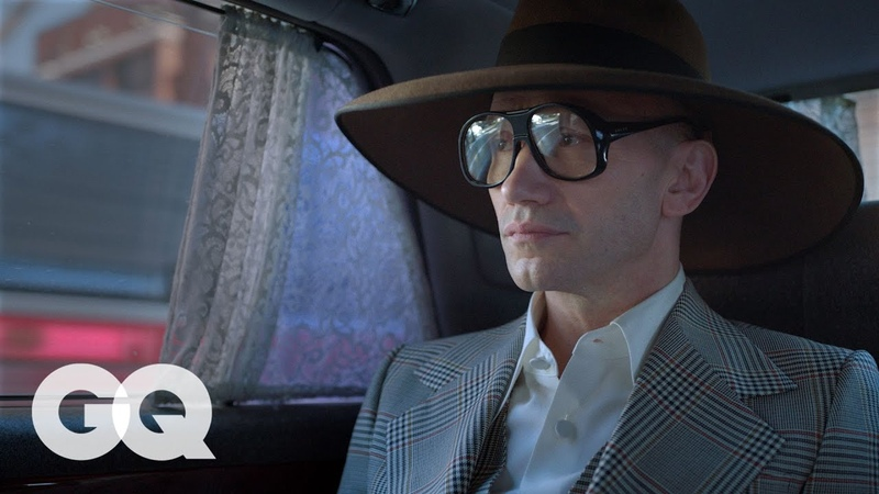 Dancer Michael Clark Channels Bowie in Tokyo | The Performers (Ep. 6) | GQ Gucci