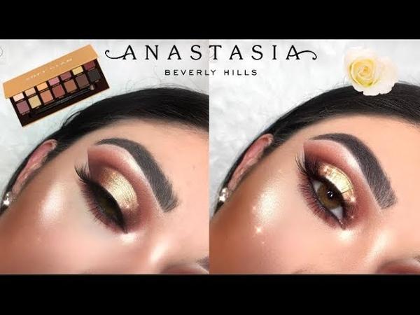 Anastasia Beverly Hills Soft Glam Palette   Dalia Benavides