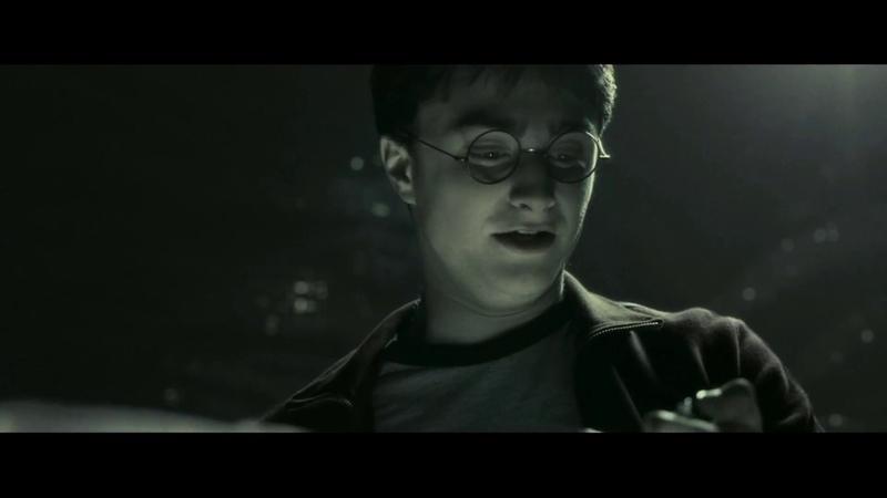 Гарри Поттер и Принц-полукровка.Опасное путешествие за крестражем.Часть 2