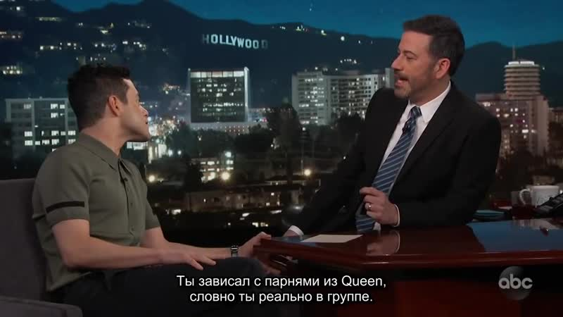 Rami Malek Responds to Awkward Nicole Kidman Moment rus sub