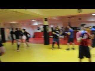 Тренировка по ММА: Тренер Солдатов Даниил Юрьевич (+7 928 3591042)
