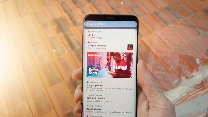 Samsung Good Lock New Notifications