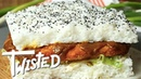 Giant Chicken Katsu Sandwich | Shareable Food | Epic Party Dishes | Twisted