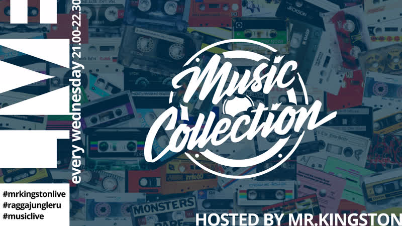 Mr.Kingston Live Stream | Music Collection | 08/11/2018 |