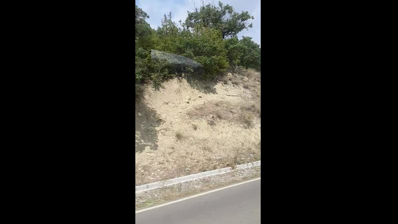 Дорога из Канды.