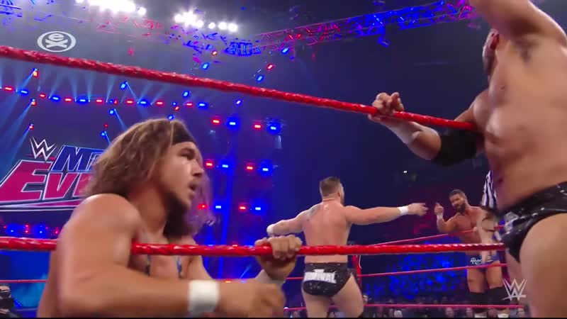 The Revival vs Bobby Roode Chad Gable Main Event 07 11 2018