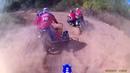 Мотокросс с коляской ПАТП 1 заезд