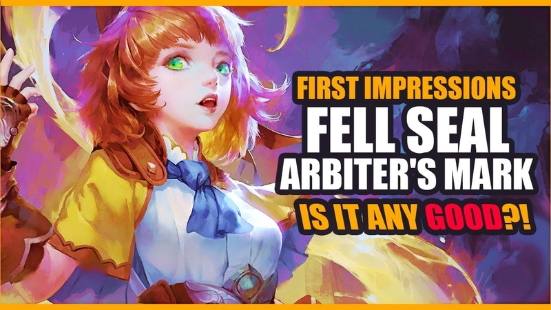 First Impressions Fell Seal Arbiter's Mark Is This 2019 Strategy RPG Any Good