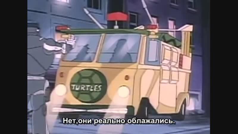 Топ-20 ошибок в TMNT 1987 [SUB]