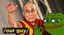 Dalai Lama is /our guy/ - Europe Belongs to Europeans