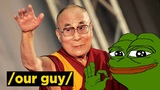 Dalai Lama is our guy - Europe Belongs to Europeans