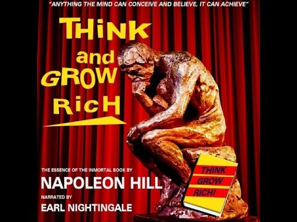 Earl Nightingale THINK AND GROW RICH The Hidden Secrets Inside