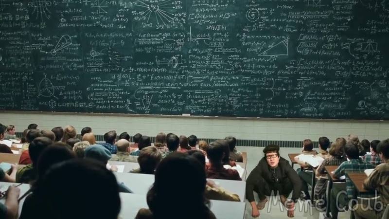 BadComedian Math Gopnik Гопник математик