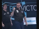 2019 Darts Masters Quarter Final Cullen vs Wade