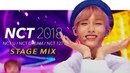 NCT 2018 - BOSS(U) Baby Don't Stop(U) GO(DREAM) TOUCH(127) Stage Mix(교차편집) Special Edit.