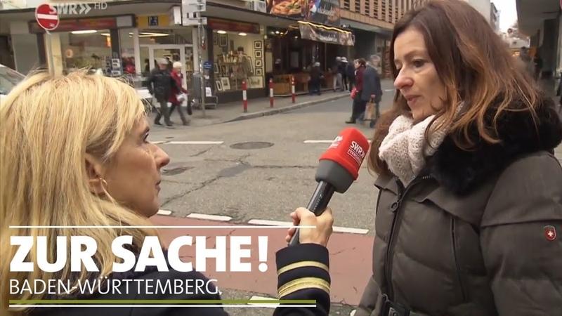 Junge Flüchtlinge klauen, prügeln, randalieren | Zur Sache Baden-Württemberg!