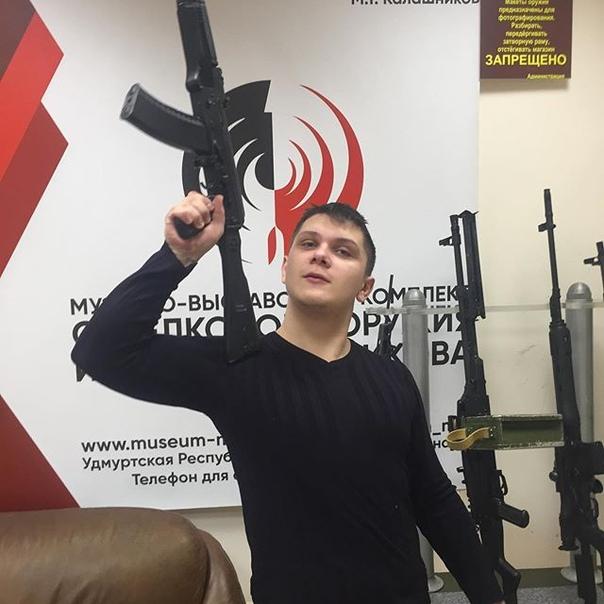 Арнольд Галимов: Музей Калашникова 😊
