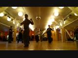 Sebastian Achaval - Mens technique, argentine tango lesson (2014 Riga Tango Fiesta, LV)