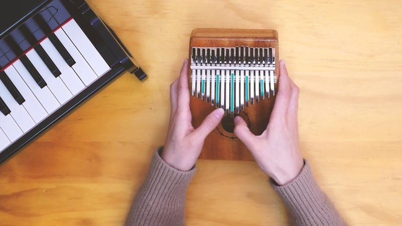 Relaxing music Kalimba Music for Stress Relief 素敵だね