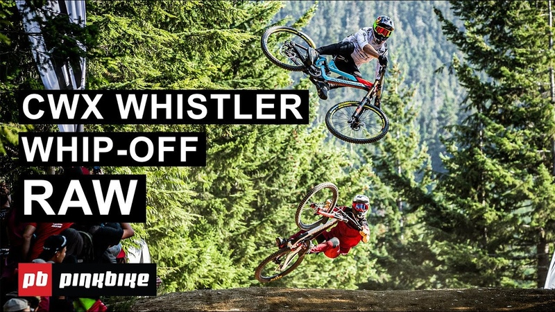 Whips Flips and Spins Whip Off RAW Crankworx Whistler 2019