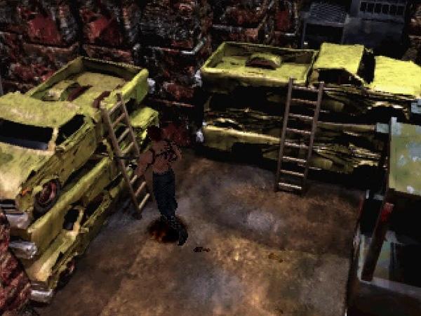 PS1 USA Countdown Vampires Easy Оживление всех вампиров 09 Нехватка анестетиков