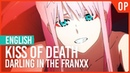 DARLING in the FRANXX - Kiss of Death OP/Opening   ENGLISH Ver   AmaLee