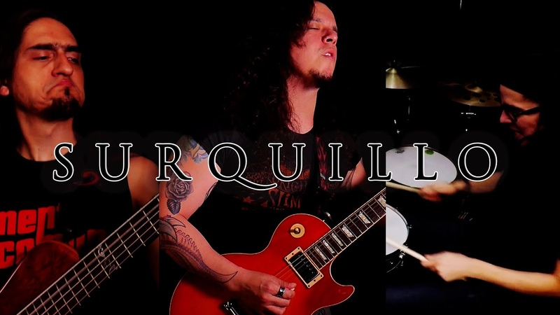Surquillo (instrumental rock original song) - Charlie Parra ft Oliver Castillo, Javier Honorio
