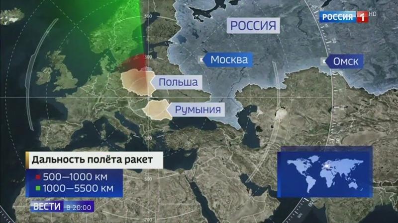 Европа в ПАНИКЕ! Россия сказала куда ПОЛЕТЯТ ракеты из за политики США