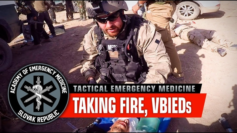 TAKING FIRE VBIED attack aftermath War in Iraq Mosul offensive II PART ADDED